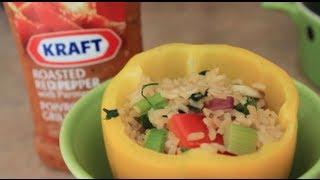 Healthy Stuffed Pepper Recipe