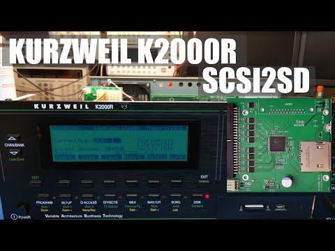 Kurzweil K2000R -