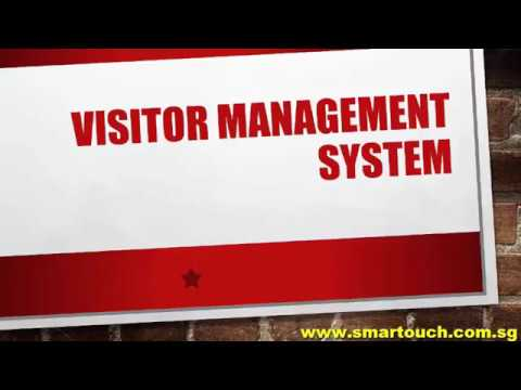 Visitor Management System Malaysia : Introduction and Hardware Installation