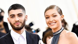 Zayn Malik & Gigi Hadid CONFIRM They're Back Together & Prove They're The Cutest!! | Hollywire