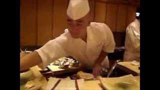 銀座久兵衛は味も接客も一流!GINZA  SUSHI KYUBEE /JAPAN