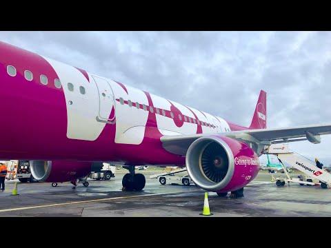TRIPREPORT  | WOW Air | Dublin(DUB)-Reykjavik(KEF) | Airbus A321-200 | Economy