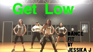 get low dance fitness jessika j