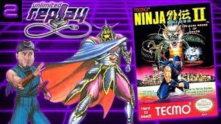 Ninja Gaiden II: The Dark Sword of Chaos Live Stream (Part 2) - Unlimited Replay