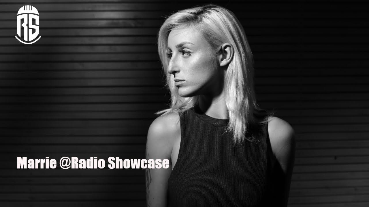 Marrie @Radio Showcase Live from Tel-Aviv // Techno live mix