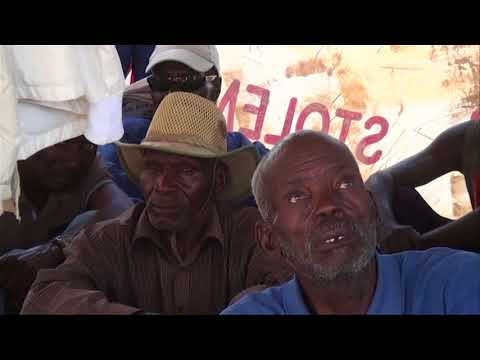 Former Mine Workers Fight For Unpaid Pension Money. By: Leston Wohler