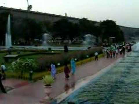 Mysore Brindavan Gardens Travel Video