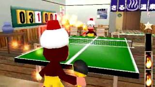 Ape Escape: On the Loose - Minigame: Ape Ping Pong