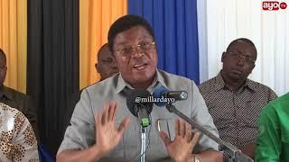Gambar cover FULL VIDEO: Waziri Mkuu alivyomsimamisha kazi Mwanasheria wa Misungwi Mwanza.