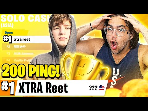 I Coached Reet to 1st Place Asia Cash Cup on 130 Ping?