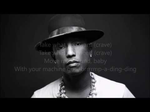 Pharrell Williams  Crave LYRICS