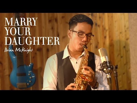 Marry Your Daughter - Brian McKnight (Saxophone Cover By Desmond Amos)