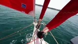 Charter Yacht Trimaran Neel 45