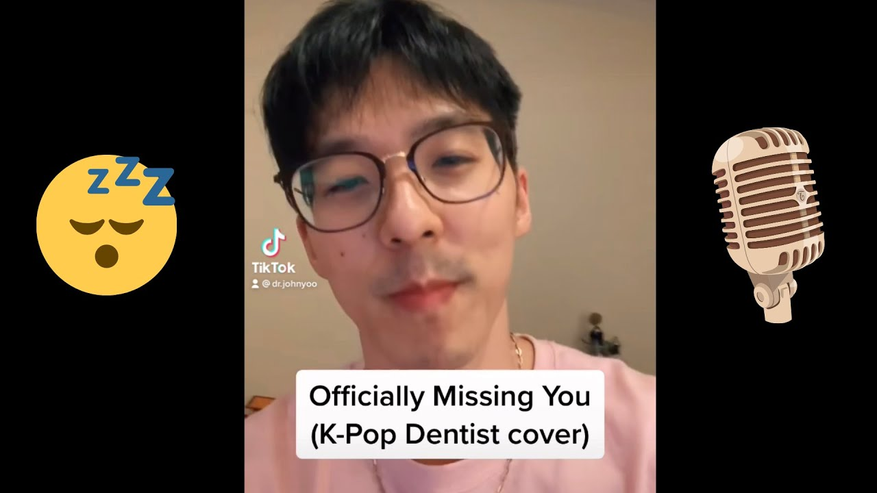 When you can't sleep and are feeling nostalgic.. 🎶[Pediatric Dentist]