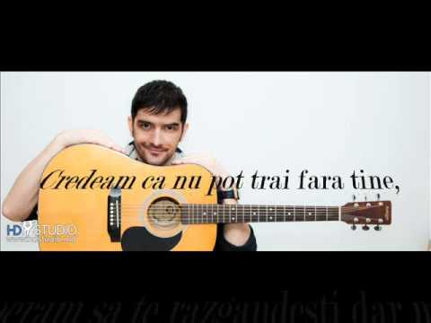 Andi Banica- Fara Tine (with lyrics)