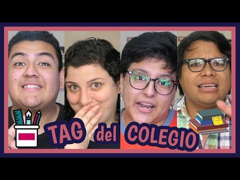 Tag del Colegio - Ariana Bolo Arce