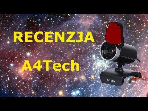 Recenzja kamerki - A4Tech-910H