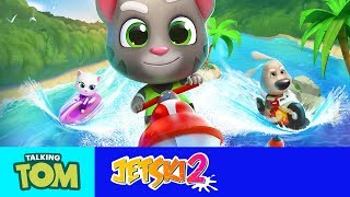 MASTER THE GAME – Talking Tom Jetski 2 | Gameplay Tips and Tricks