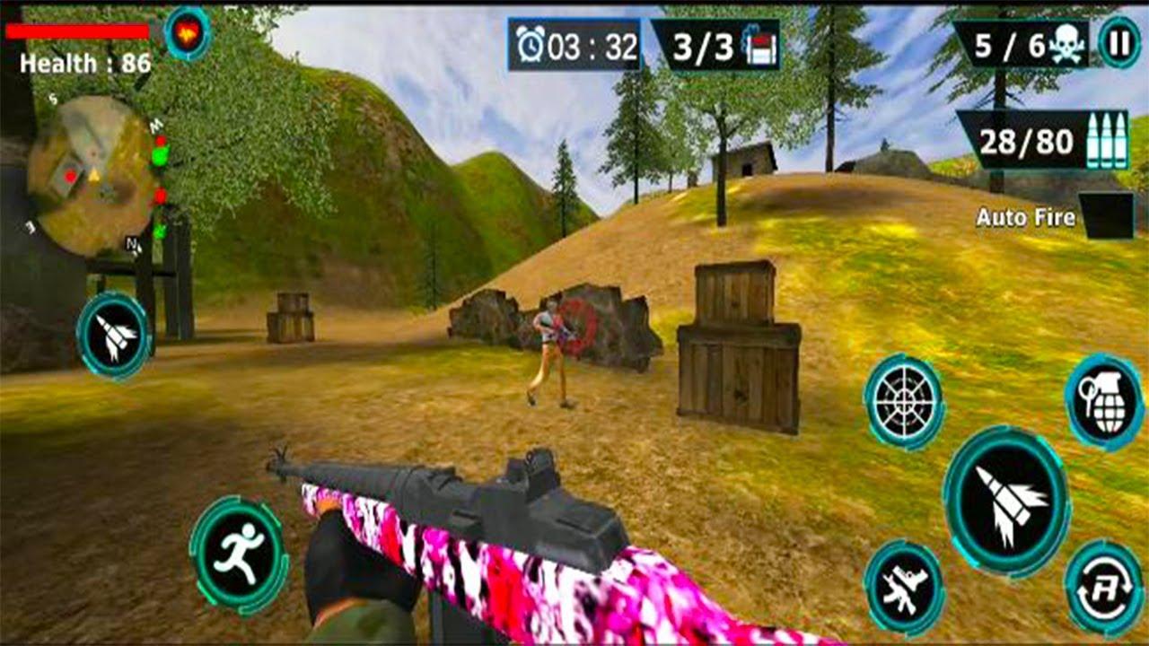 Critical Gun Strike 2020 : FPS Gun Shooting – Android GamePlay – FPS Shooting Games Android #13