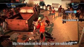 Dead Rising 2: Case Zero Walkthrough- Part 2