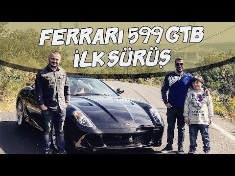 Doğan Kabak | Ferrari 599 GTB | İlk Sürüş