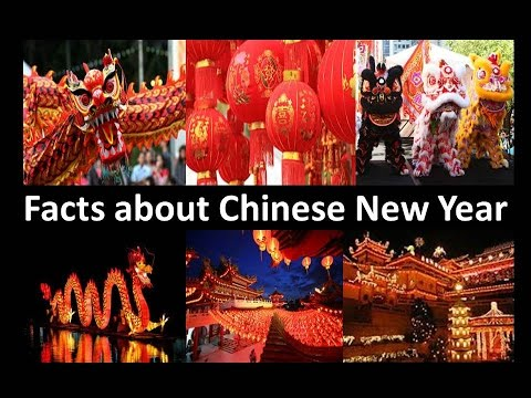 chinese new year facts Chinese new year 2015 is the year of the goat the list love is therefore offering 10 chinese new year facts you should need.