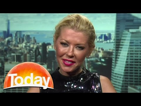 Tara Reid's slurred speech  Full version