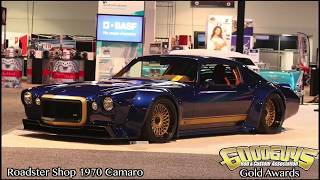 "2018 SEMA Goodguys Gold Winner Roadster Shop's 1970 Camaro ""Road Rage"""