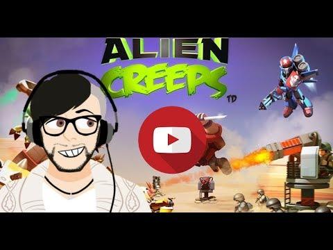 Alien creeps hacker mod ilimitado 999,999