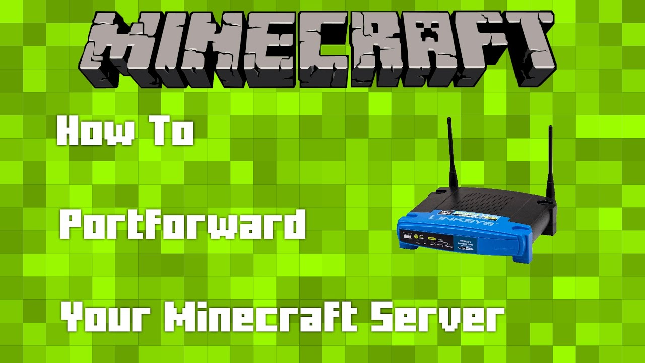how to connect to your own minecraft server