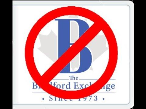 Bradford Exchange Is A Big No-no