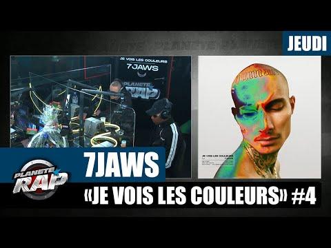 Youtube: Planète Rap – 7 Jaws«Je vois les couleurs» avec Captaine Roshi et Fred Musa #Jeudi