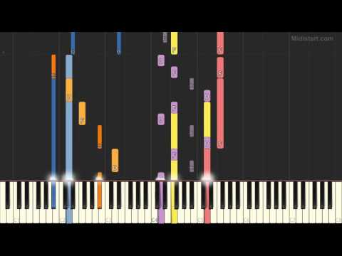 Lay Francis - Emmanuelle II (Piano Tutorial) [Synthesia Cover]