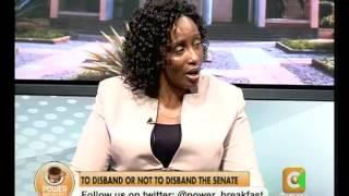 Power  Interview with Irungu Kang'ata-Kiharu MP and Beatrice Elachi Nominated Senator Part 4