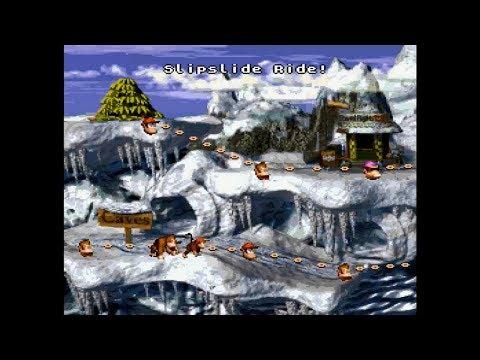 Donkey Kong Country : Gorilla Glacier [4/6] - Nintendo Classic Mini