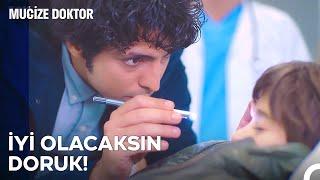 Ali'den, Dorukçum'a ufak bir dokunuş - Mucize Doktor 11. Bölüm