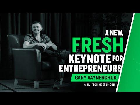 NJ Tech Meetup - Keynote 2015 - Gary Vaynerchuk