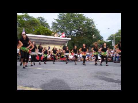 37th Annual Lebanese Heritage Days dance troupe