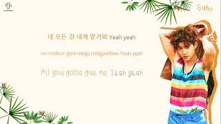 EXO 엑소 - Ko Ko Bop 코코밥 Color-Coded-Lyrics Han l Rom l Eng 가사  by xoxobuttons