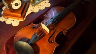Antique Violin Circa 1875.