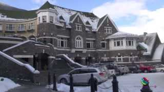 Fairmont Banff Springs Hotel Banff Alberta Canada