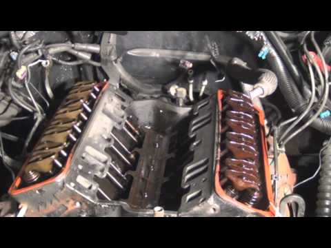 Intake Manifold and Gasket Preparation and Installation