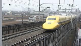 ドクターイエロー(新幹線電気軌道総合試験車)