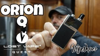 Orion Q Pod Vape By Lost Vape Quest
