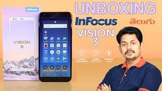 inFocus VISION 3 Unboxing in Telugu Tech-Logic