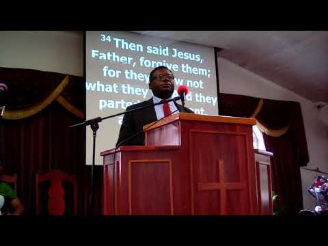 Sunday Sermon by the general superintendent