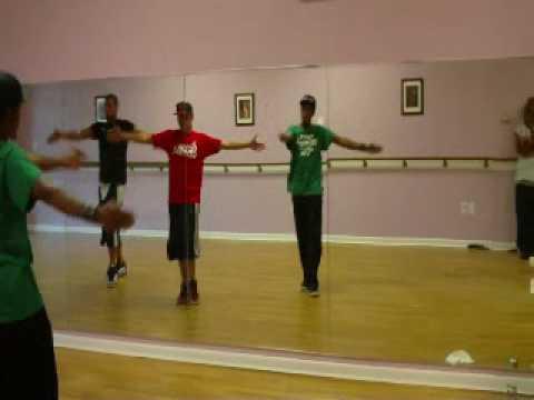 Tyra B Rehearsal - Day 1