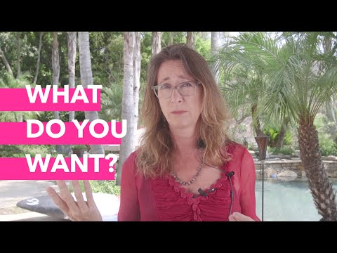 What Do YOU Want? An Exercise for Growth.