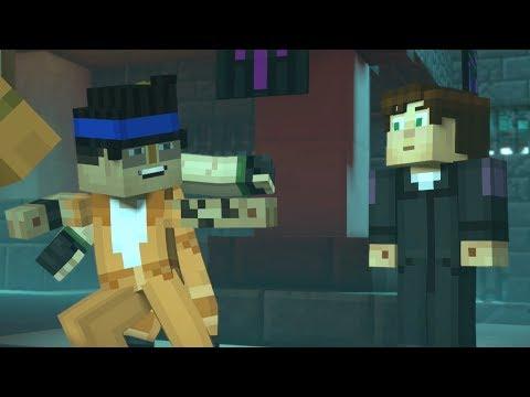 Minecraft: Story Mode - Prison Radar! - Season 2 - Episode 3 (12)