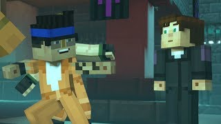 Minecraft: Story Mode - Prison Radar! - Season 2 - Episode 3 (12)